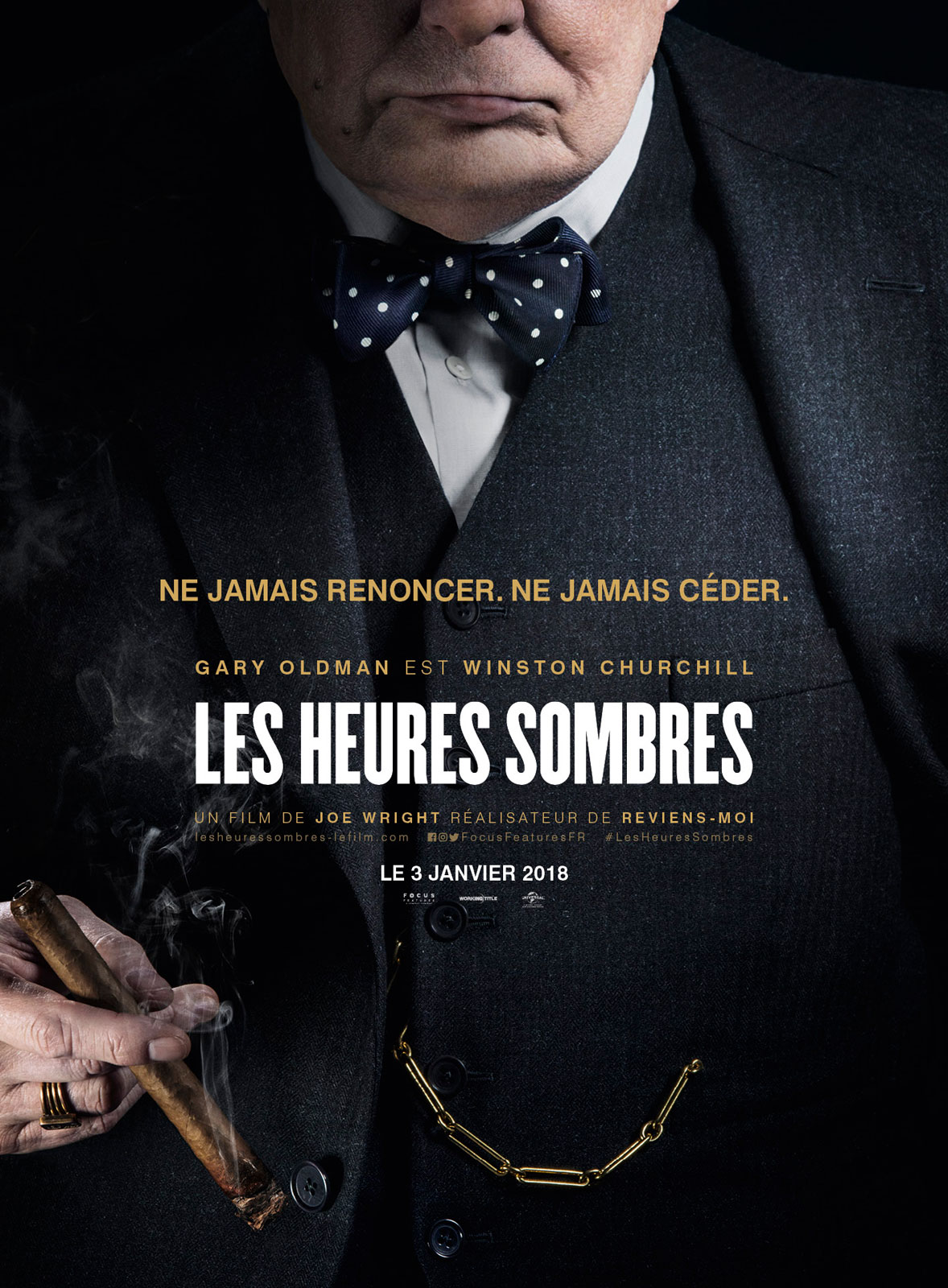 Les heures sombres FRENCH BluRay 720p 2018