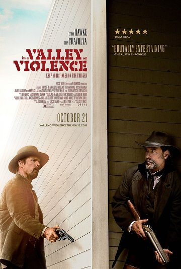 In a Valley of Violence VOSTFR WEBRIP 2016