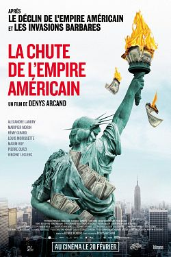 La Chute de l'Empire américain FRENCH WEBRIP 1080p 2019