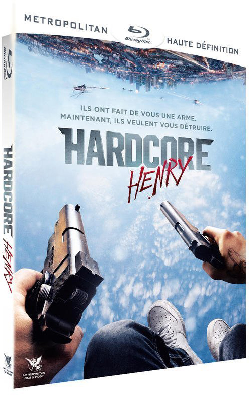 Hardcore Henry FRENCH BluRay 720p 2016