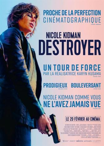 Destroyer FRENCH WEBRIP 720p 2019
