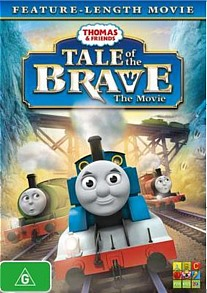 Thomas & Friends: Tale of the Brave FRENCH DVDRIP 2014