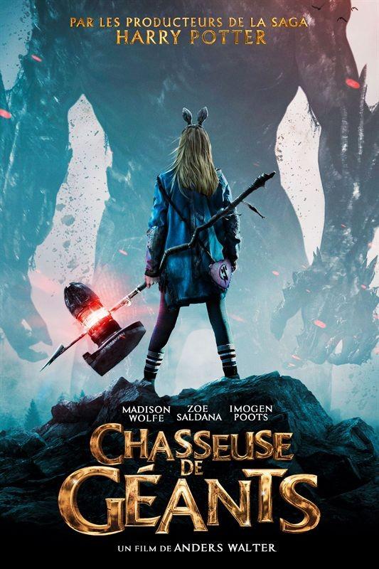 Chasseuse de géants FRENCH BluRay 720p 2018