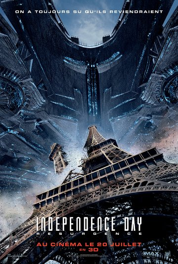 Independence Day : Resurgence FRENCH BluRay 1080p 2016