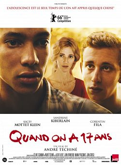 Quand on a 17 ans FRENCH DVDRIP 2016