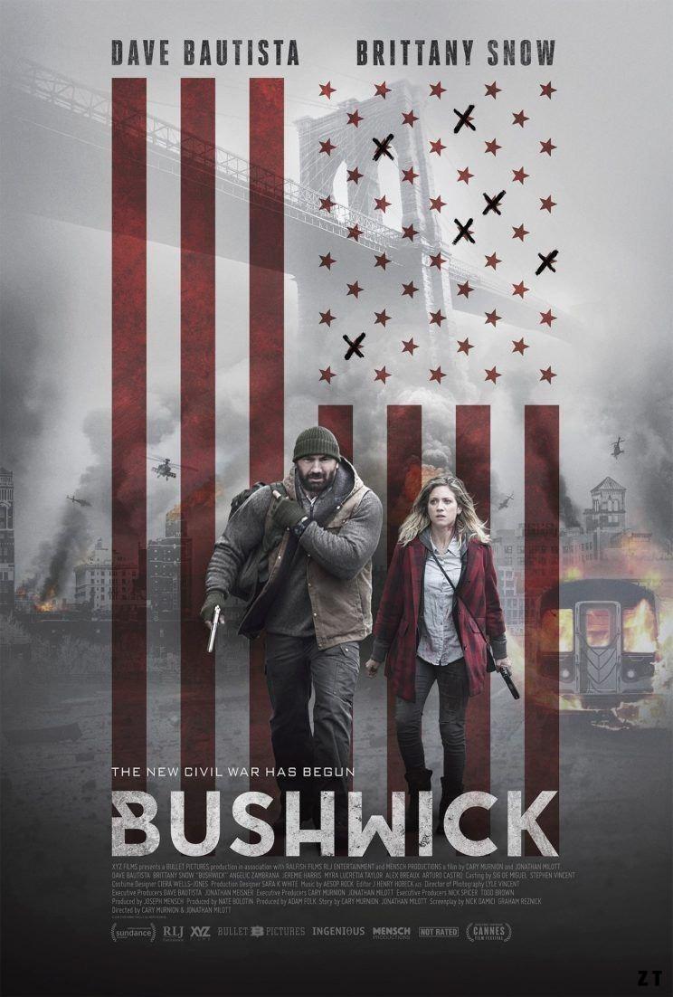 Bushwick FRENCH DVDRIP 2017
