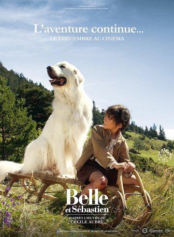Belle et Sébastien : l'aventure continue FRENCH DVDRIP x264 2015