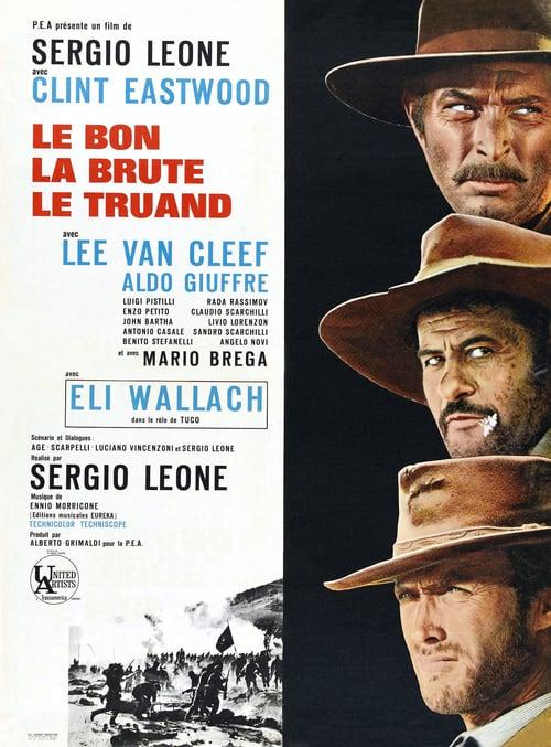 Le Bon, la Brute et le Truand FRENCH HDlight 1080p 1968