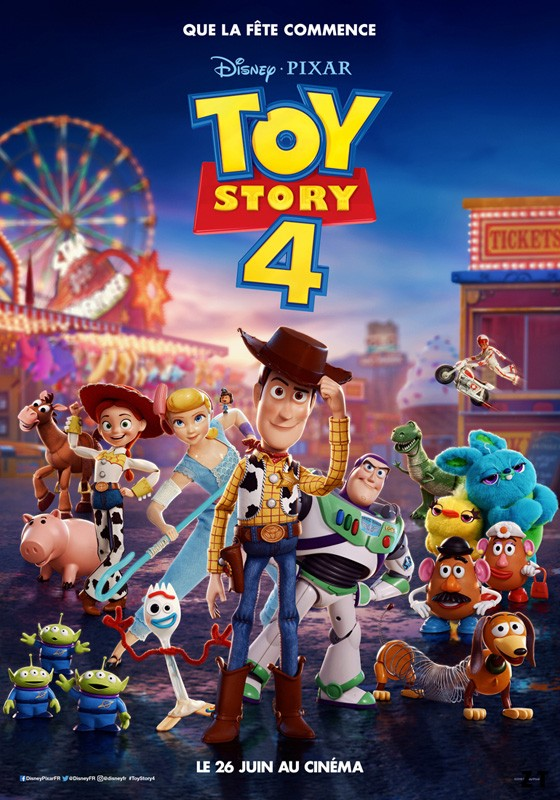 Toy Story 4 FRENCH TS MD 2019