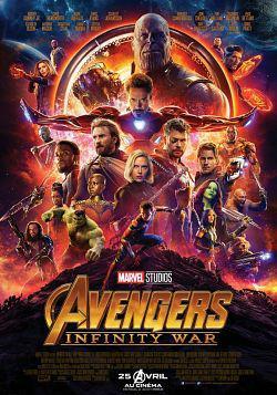 Avengers 3 : Infinity War VOSTFR WEBRIP 2018