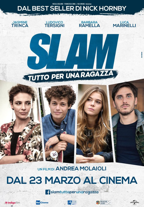 Slam FRENCH WEBRIP 2017