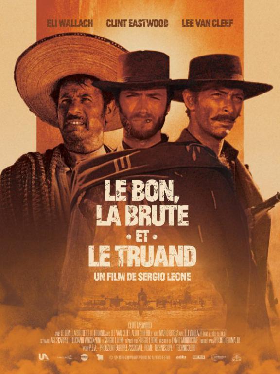 Le Bon, la brute et le truand FRENCH DVDRiP 1966