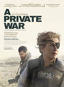 Private War FRENCH BluRay 1080p 2019