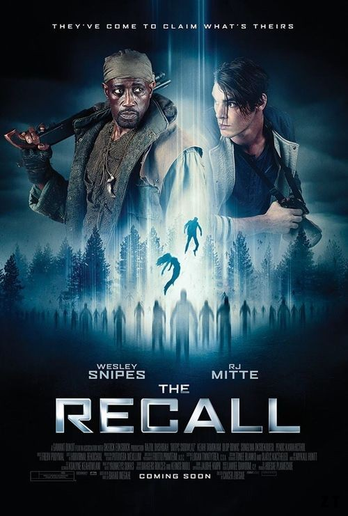 The Recall FRENCH WEBRIP 2017
