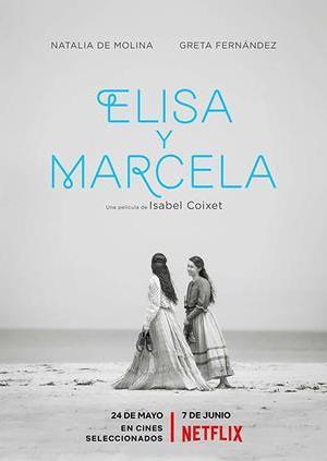 Elisa et Marcela FRENCH WEBRIP 2019