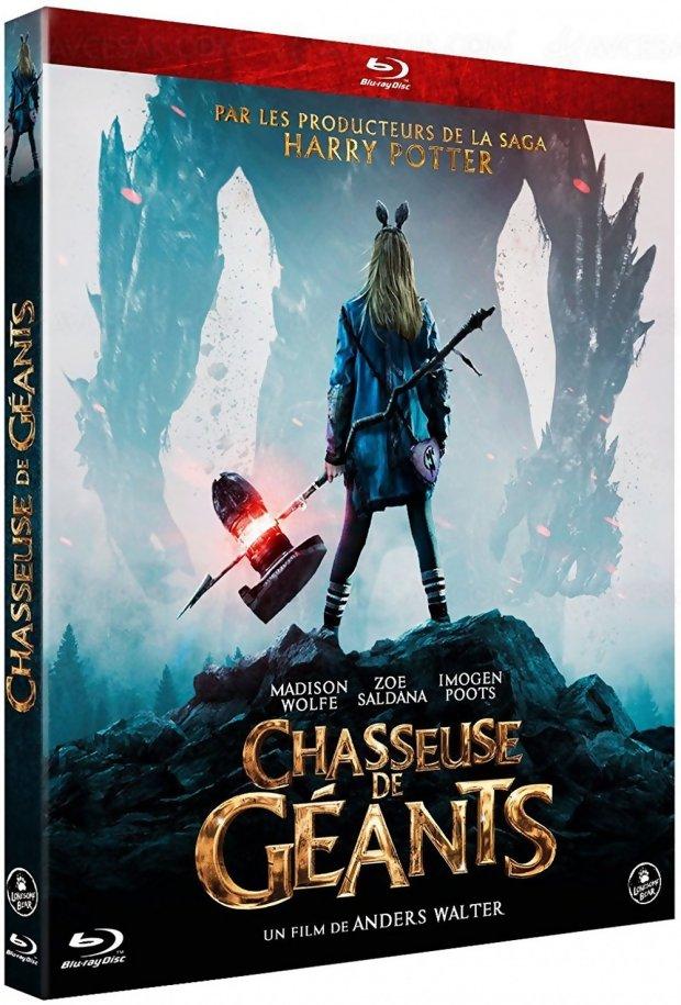 Chasseuse de géants FRENCH HDlight 1080p 2018