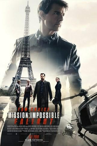 Mission: Impossible - Fallout FRENCH TS 2018