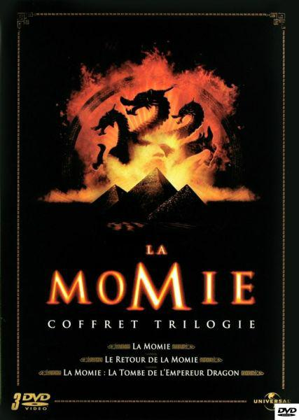 La Momie (Trilogie) FRENCH HDlight 1080p 1999-2008
