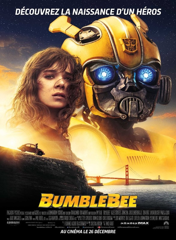 Bumblebee FRENCH HDLight 1080p 2019