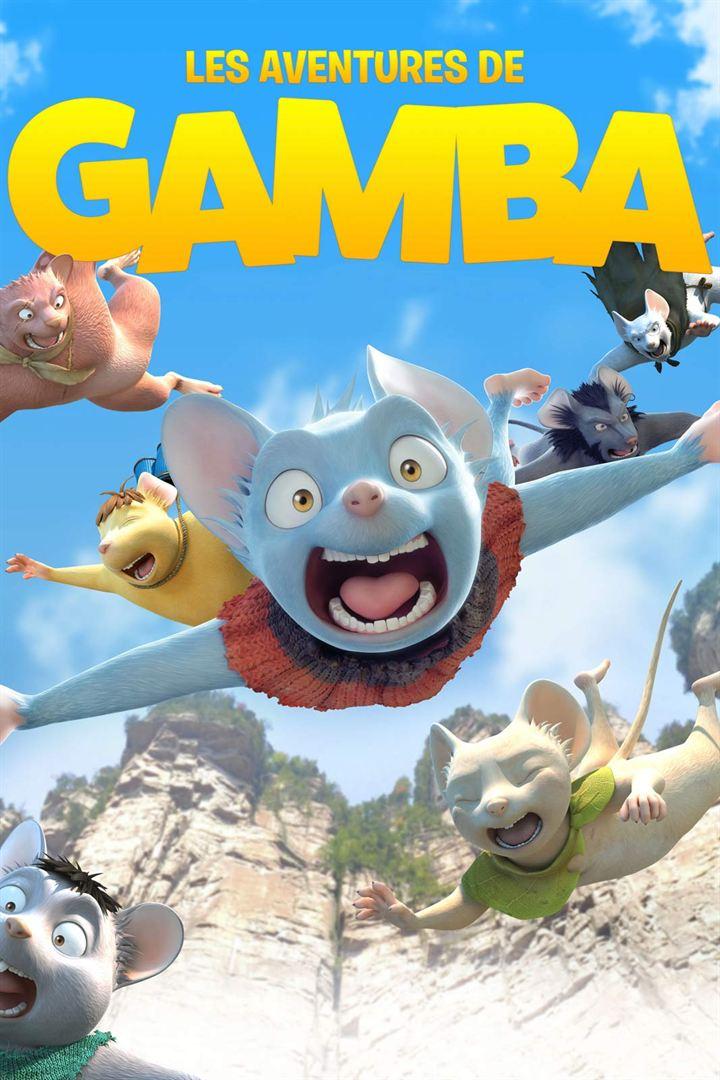 Les Aventures de Gamba FRENCH WEBRIP 2018