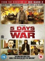5 Days Of War FRENCH DVDRIP 2010