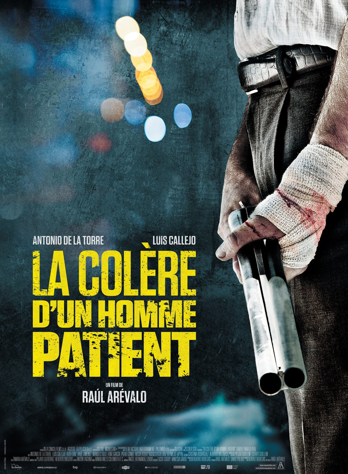 La Colère d'un homme patient FRENCH BluRay 1080p 2017