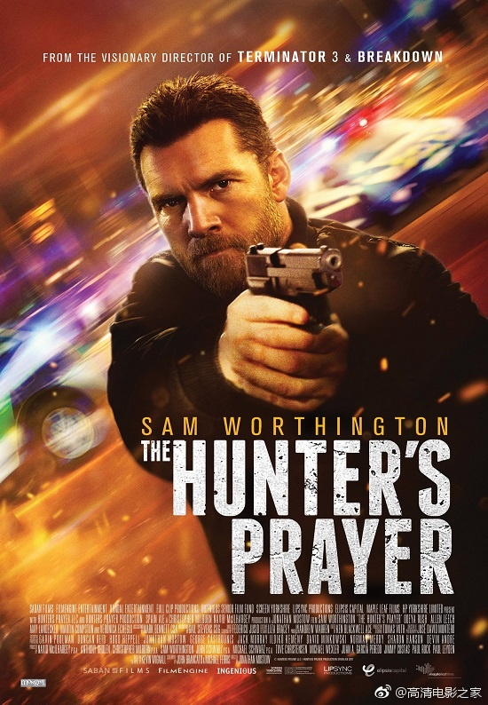 The Hunter's Prayer VOSTFR DVDRIP 2017