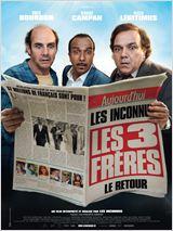 Les Trois frères, le retour FRENCH DVDRIP 2014