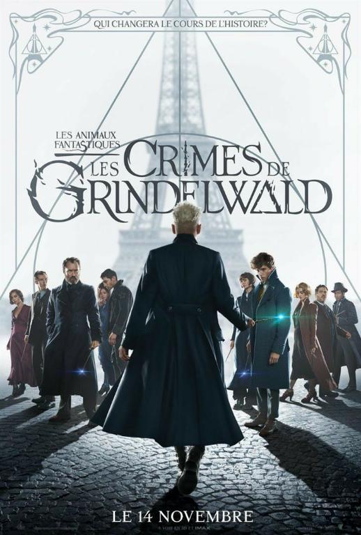 Les Animaux fantastiques : Les crimes de Grindelwald VOSTFR HDRiP 2018