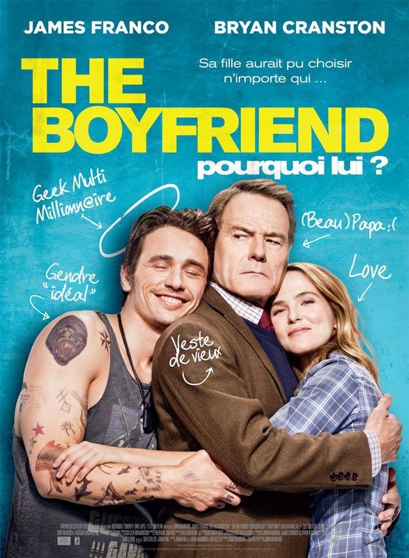 The Boyfriend - Pourquoi lui ? FRENCH DVDRIP x264 2017