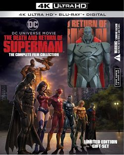 The Death and Return of Superman MULTi ULTRA HD x265 2019