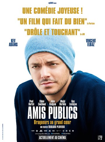 Amis publics FRENCH DVDRIP x264 2016