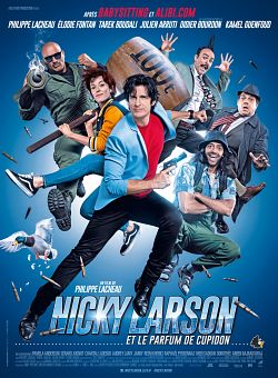 Nicky Larson et le parfum de Cupidon FRENCH BluRay 720p 2019