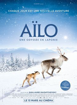 Aïlo : une odyssée en Laponie FRENCH BluRay 720p 2019