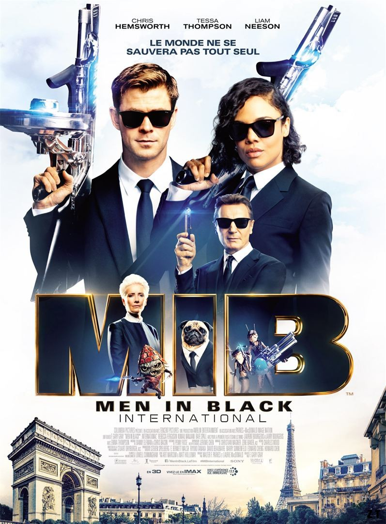 Men In Black: International TRUEFRENCH HDRIP MD 2019