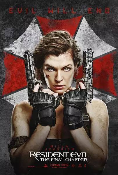 Resident Evil : Chapitre Final FRENCH BluRay 720p 2017