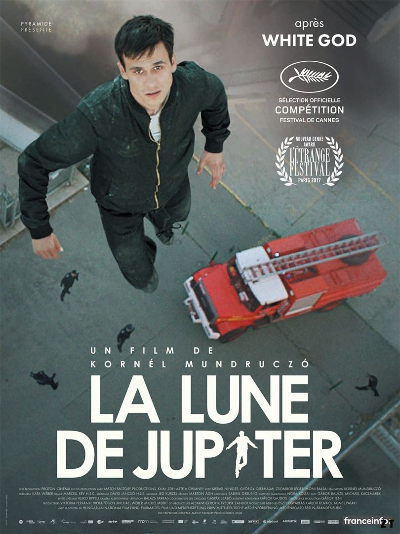 La Lune de Jupiter FRENCH WEBRIP 2018