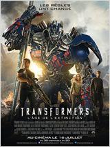 Transformers 4 : l'âge de l'extinction FRENCH DVDRIP x264 2014