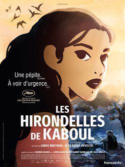 Les Hirondelles de Kaboul FRENCH WEBRIP 720p 2020