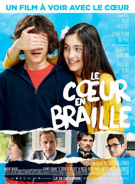 Le Coeur en braille FRENCH WEBRIP 2017