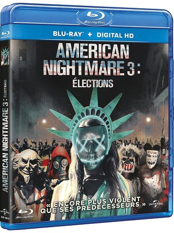 American Nightmare 3 : Elections FRENCH BluRay 1080p 2016
