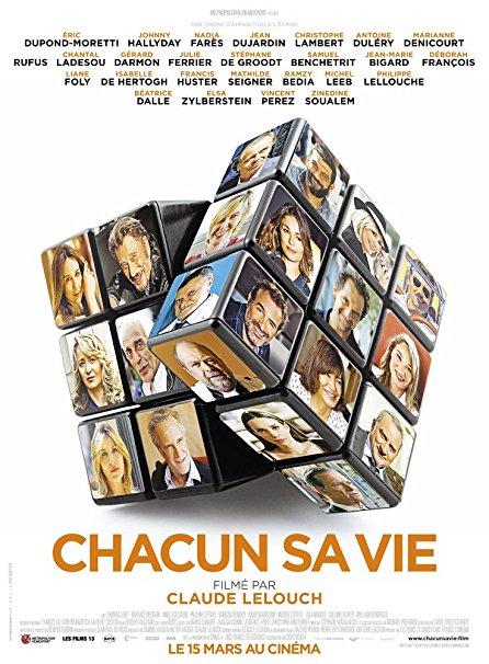 Chacun sa vie FRENCH DVDRIP 2017