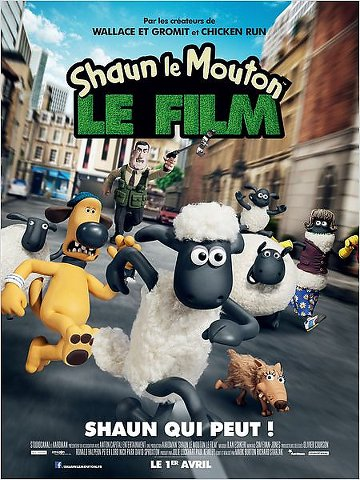 Shaun le mouton TRUEFRENCH DVDRIP 2015