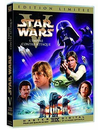 Star Wars : Episode V - L'Empire contre-attaque TRUEFRENCH HDlight 1080p 1980