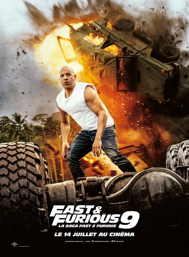Fast & Furious 9 VOSTFR HDTS 2021