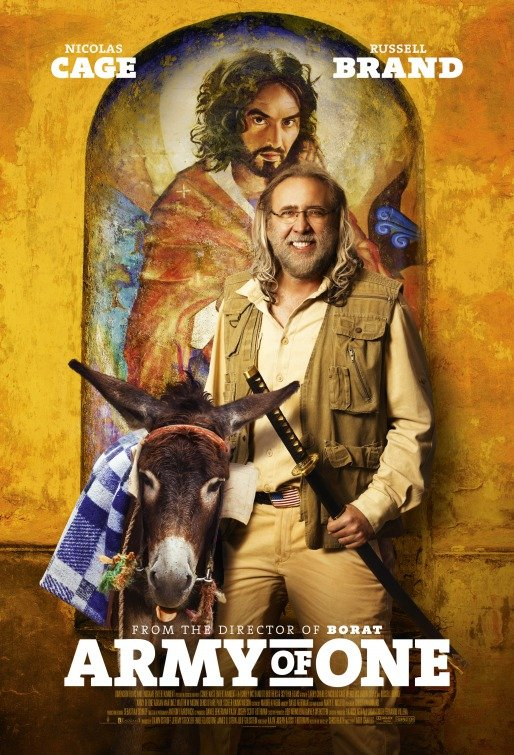 Army Of One FRENCH DVDRIP 2017