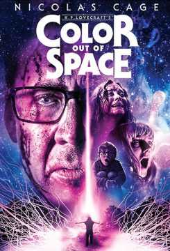 Color Out Of Space VOSTFR DVDRIP 2020