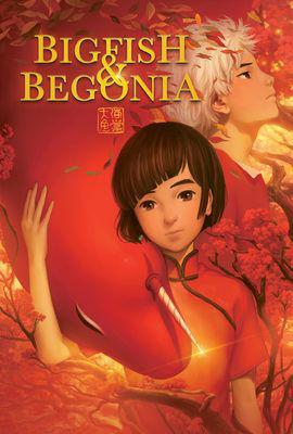Big Fish & Begonia FRENCH WEBRIP 1080p 2018