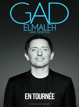 Gad Elmaleh - Sans Tambour FRENCH DVDRIP x264 2014