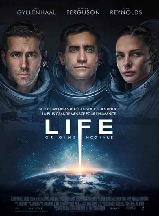 Life - Origine Inconnue FRENCH BluRay 1080p 2017